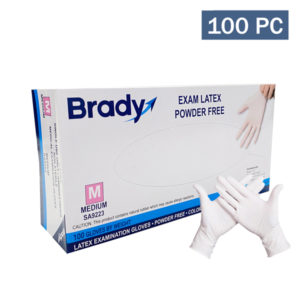 brady latex disposable glove wholesale los angeles