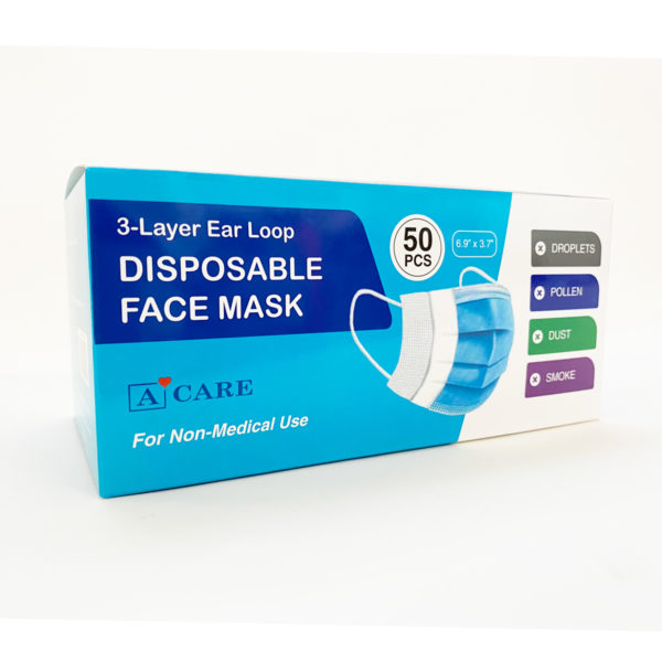 disposable mask wholesale light pink wholesale los angeles