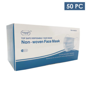 3ply disposable face mask