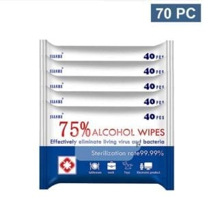 75% alcohol Wipes Wholesale