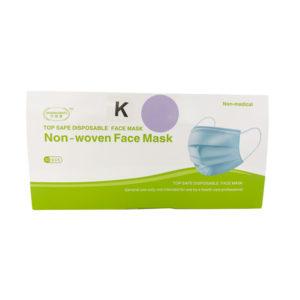 disposable mask colors wholesale