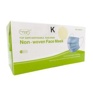 disposable kids face mask 3ply wholesale colors