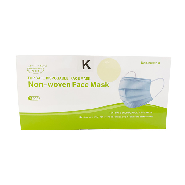 disposable kids face mask 3ply wholesale colors