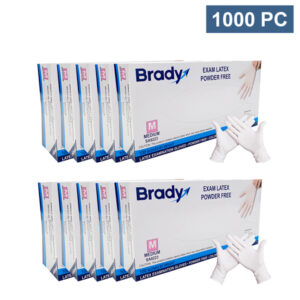 brady latex exam disposable glove wholesale los angeles ca