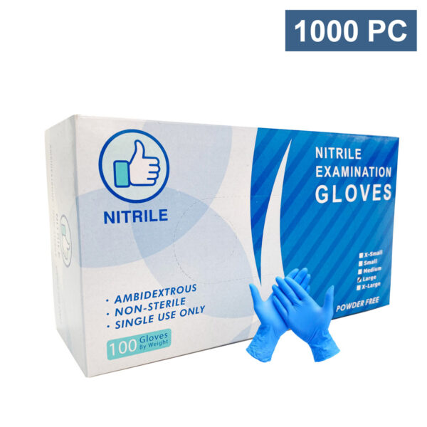 nitrile examination gloves disposable wholesale los angeles