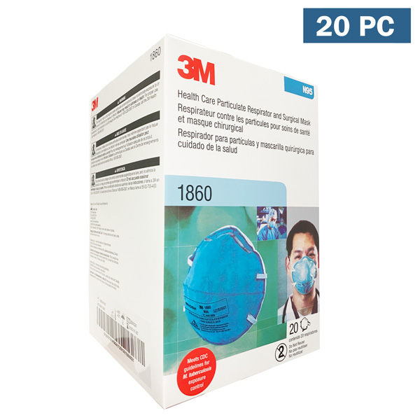 3M N95 1860 face mask medical surgical wholesale cheap los angeles