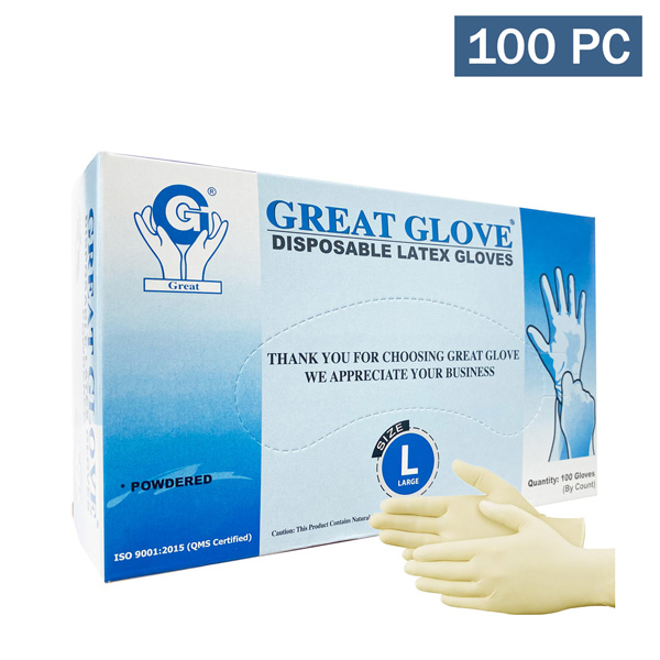 great glove latex disposable glove