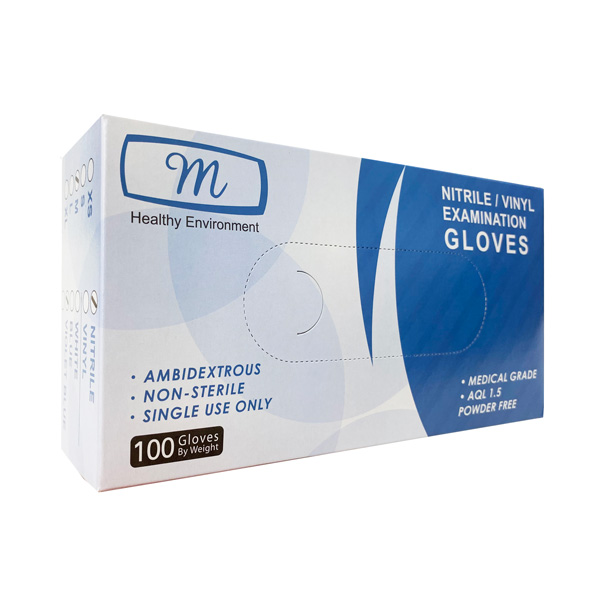 nitrile examination medical grade gloves los angeles wholesale small medium