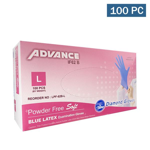 Diamond Glove Advance Latex IF62B Examination Glove Wholesale Los Angeles