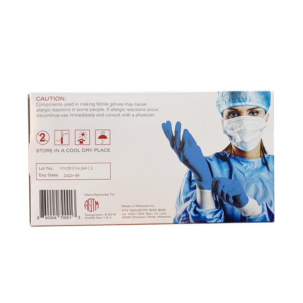 Zintra Nitrile Gloves Wholesale Los Angeles