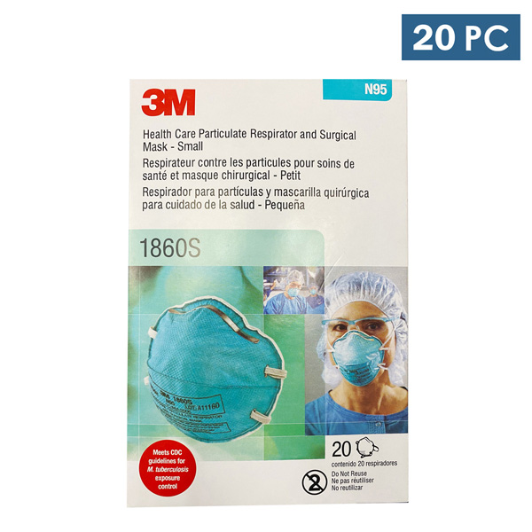 3M 1860S N95 Mask Wholesale Los Angeles