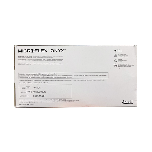 Ansell Microflex Nitrile Exam Gloves Wholesale Los Angeles