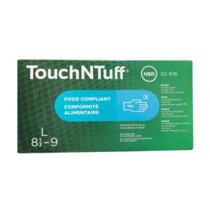 TouchNTuff Nitrile Gloves 5-mil, Blue Wholesale Los Angeles