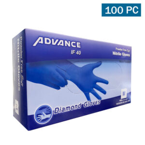 Advance Nitrile Gloves, Blue Industrial Wholesale Los Angeles
