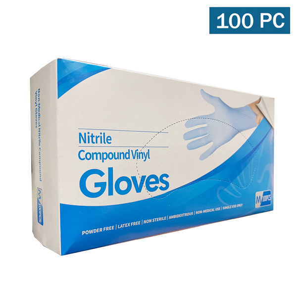 Nitrile Vinyl Blend Gloves Wholesale Los Angeles