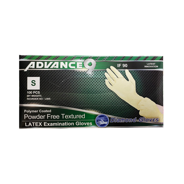 Advance Latex Exam Gloves IF90 Wholesale Los Angeles