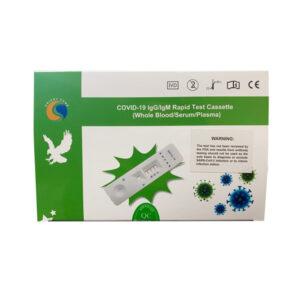 Covid-19 test kit los angeles wholesale