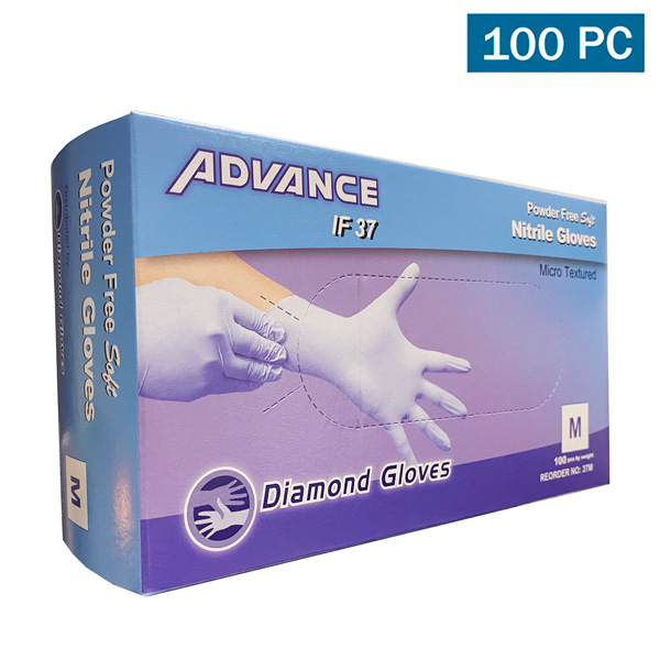 advance IF37 nitrile glove wholesale Los Angeles