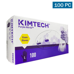 Kimberly Clark Kimtech Purple Exam Nitrile Gloves Wholesale Los Angeles