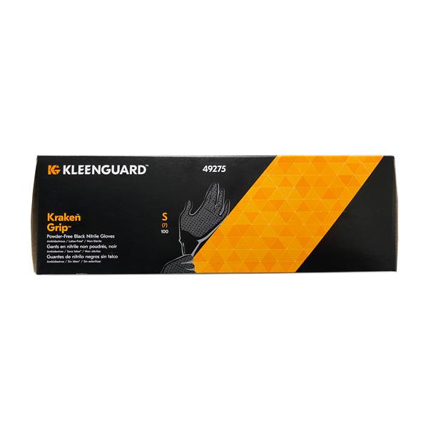 Kimberly Clark KleenGuard Black Nitrile Industrial Gloves Wholesale Los Angeles