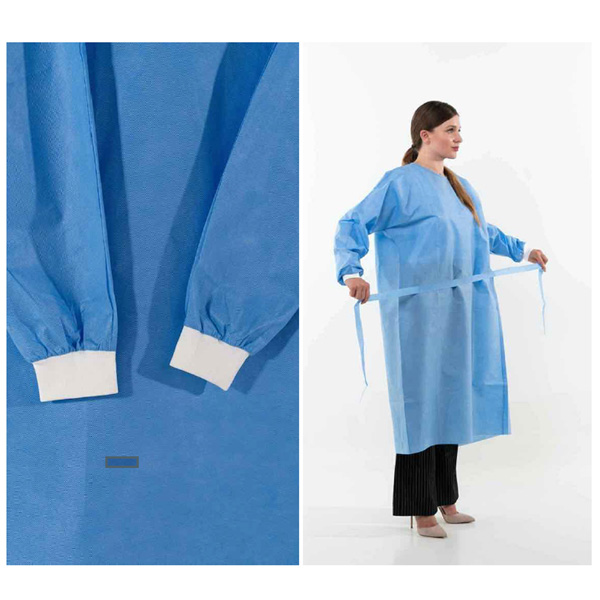 Isolation Gown Level-3 Non-Sterile Wholesale Los Angeles, CA