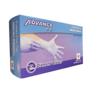 Advance IF37 Nitrile Industrial Gloves Wholesale Cheap Los Angeles