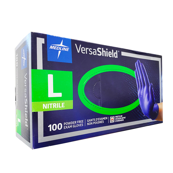 Medline VersaShield Nitrile Exam Chemo Gloves Wholesale Los Angeles