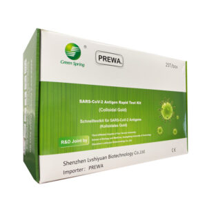 Green Spring SARS-CoV-2 Antigen Rapid Test Kit- 20 Test Wholesale Los Angeles
