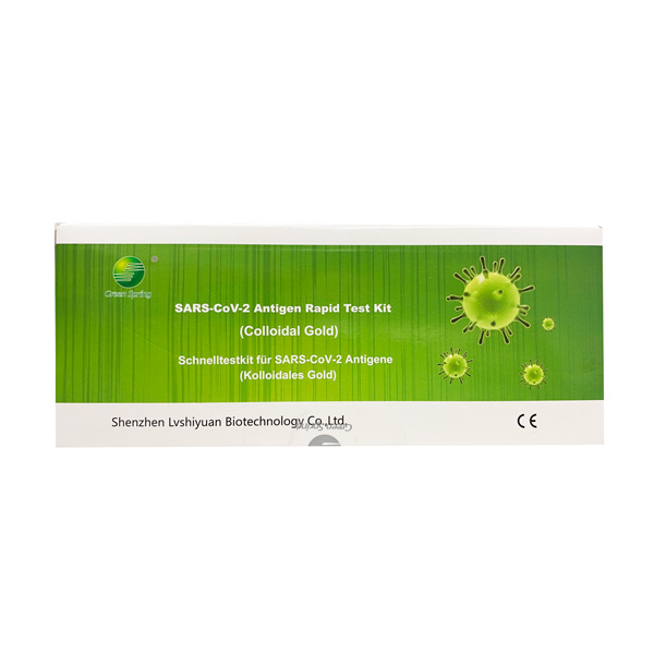 Green Spring SARS-CoV-2 Antigen Rapid Test Kit- 20 Test Wholesale Los Angeles