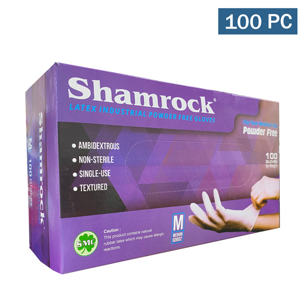 Shamrock Latex Industrial Gloves Wholesale Cheap Los Angeles Riverside