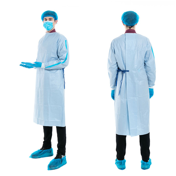 Level 3 Isolation Gown PPPE Wholesale Cheap Los Angeles Medical Hospice Riverside California Bulk Volume